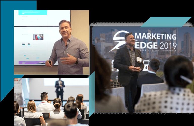 Digital Marketing Keynote Speaker -Engagements Image